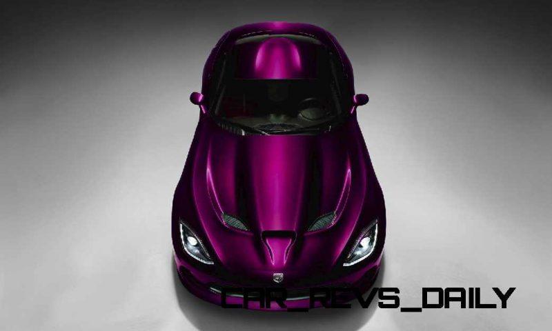 2015 Dodge Viper COLORS 154