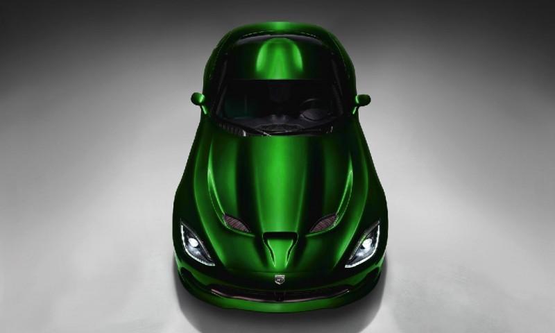 2015 Dodge Viper COLORS 156