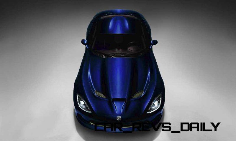 2015 Dodge Viper COLORS 158