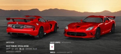 2015 Dodge Viper COLORS 19