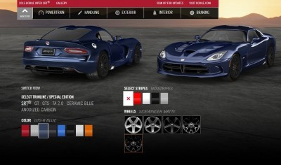 2015 Dodge Viper COLORS 9