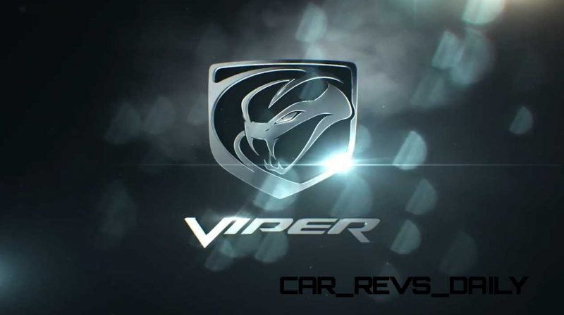 2015 Dodge Viper - DNA of a Supercar  15