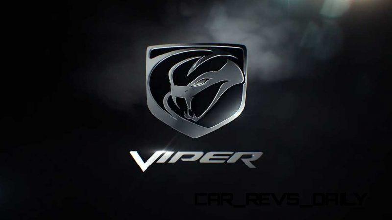 2015 Dodge Viper - DNA of a Supercar  16