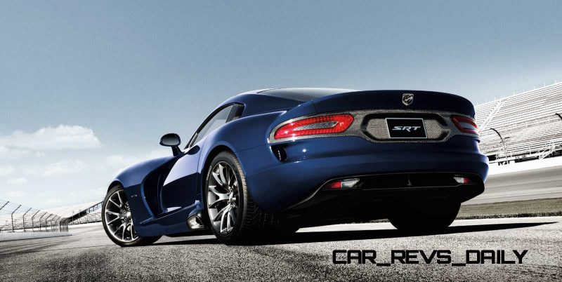 2015 Dodge Viper - DNA of a Supercar  46