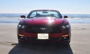 2015 Ford Mustang Convertible  10