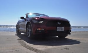 2015 Ford Mustang Convertible  101