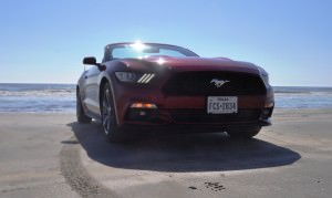2015 Ford Mustang Convertible  102