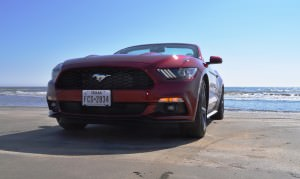 2015 Ford Mustang Convertible  105