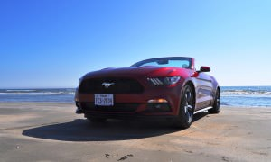 2015 Ford Mustang Convertible  106