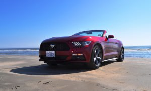 2015 Ford Mustang Convertible  107