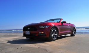 2015 Ford Mustang Convertible  108
