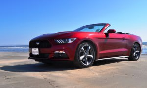 2015 Ford Mustang Convertible  109
