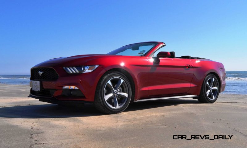 2015 Ford Mustang Convertible  110