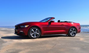 2015 Ford Mustang Convertible  113