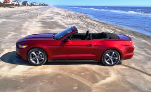 2015 Ford Mustang Convertible  114