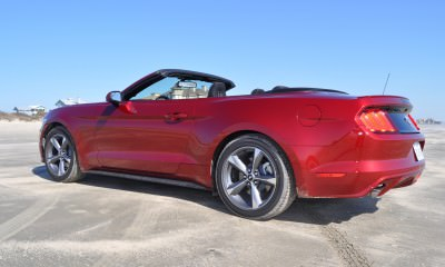 2015 Ford Mustang Convertible  116