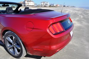 2015 Ford Mustang Convertible  118