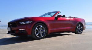 2015 Ford Mustang Convertible  12