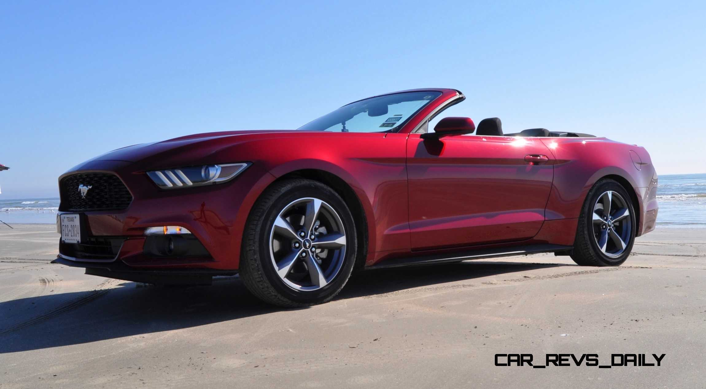 Focus St Colors >> 2015 Ford Mustang Convertible