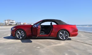 2015 Ford Mustang Convertible  122