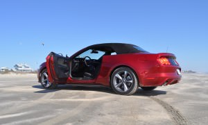 2015 Ford Mustang Convertible  123