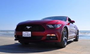 2015 Ford Mustang Convertible  124