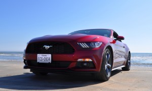 2015 Ford Mustang Convertible  125