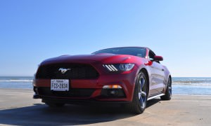 2015 Ford Mustang Convertible  126