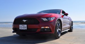 2015 Ford Mustang Convertible  127