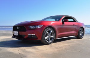 2015 Ford Mustang Convertible  128