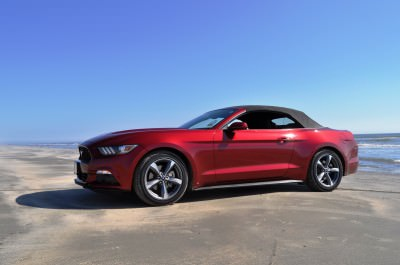 2015 Ford Mustang Convertible  131