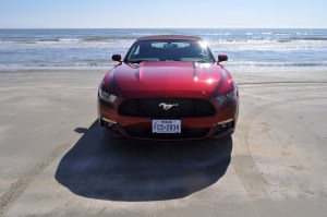 2015 Ford Mustang Convertible  133