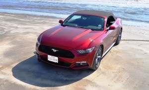 2015 Ford Mustang Convertible  134
