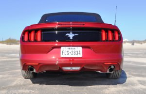 2015 Ford Mustang Convertible  136