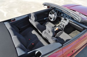 2015 Ford Mustang Convertible  138