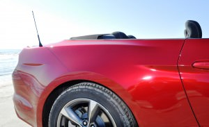 2015 Ford Mustang Convertible  139