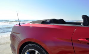 2015 Ford Mustang Convertible  140