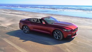 2015 Ford Mustang Convertible  15