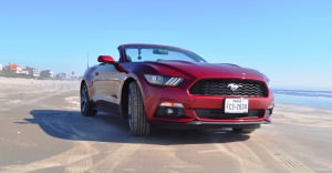 2015 Ford Mustang Convertible  19