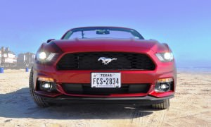 2015 Ford Mustang Convertible  2
