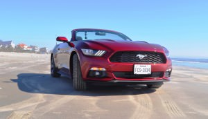 2015 Ford Mustang Convertible  20