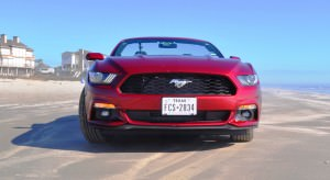 2015 Ford Mustang Convertible  24