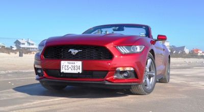 2015 Ford Mustang Convertible 29