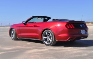 2015 Ford Mustang Convertible  57
