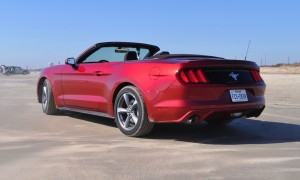 2015 Ford Mustang Convertible  59