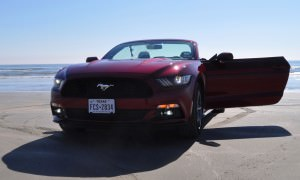 2015 Ford Mustang Convertible  6