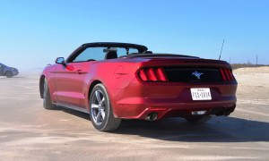 2015 Ford Mustang Convertible  61