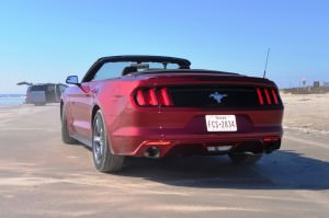 2015 Ford Mustang Convertible  62
