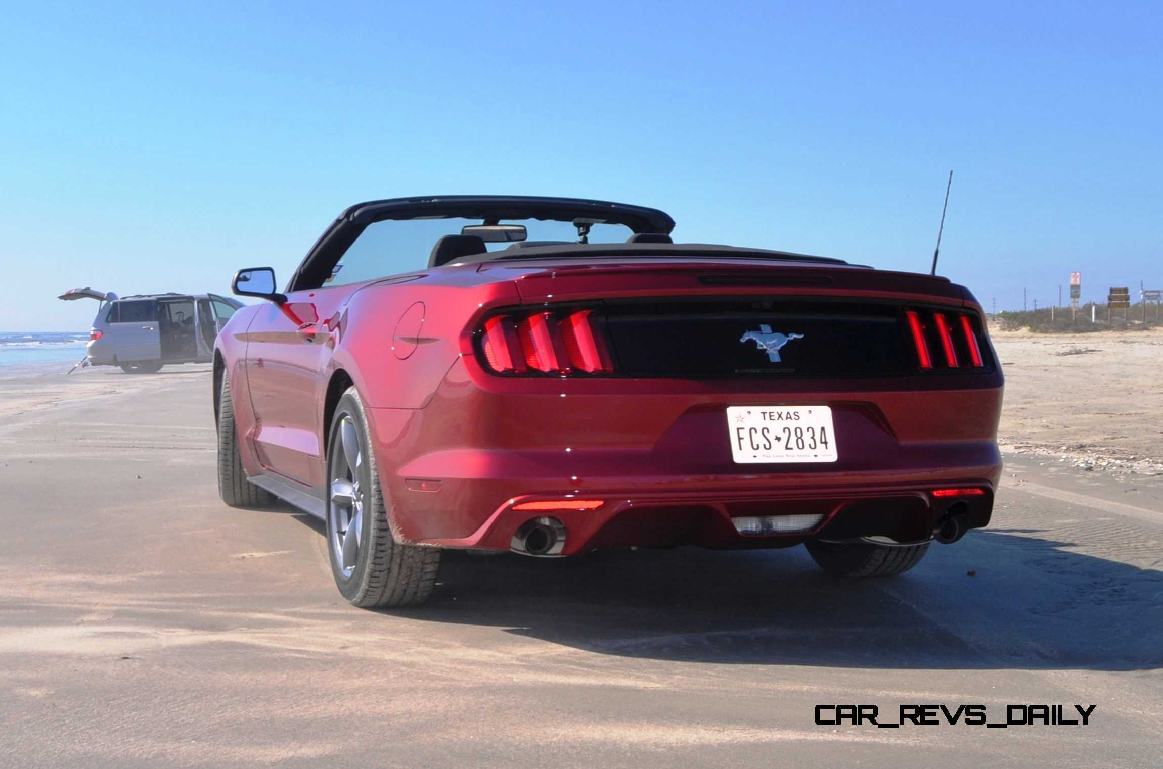 2017 Ford Mustang Convertible 62