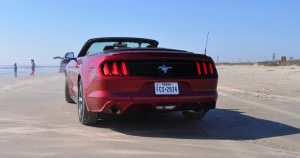 2015 Ford Mustang Convertible  63